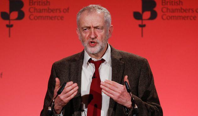 'No excuse': Jeremy Corbyn has slapped down Jeremy Hardy's 'joke' about mental