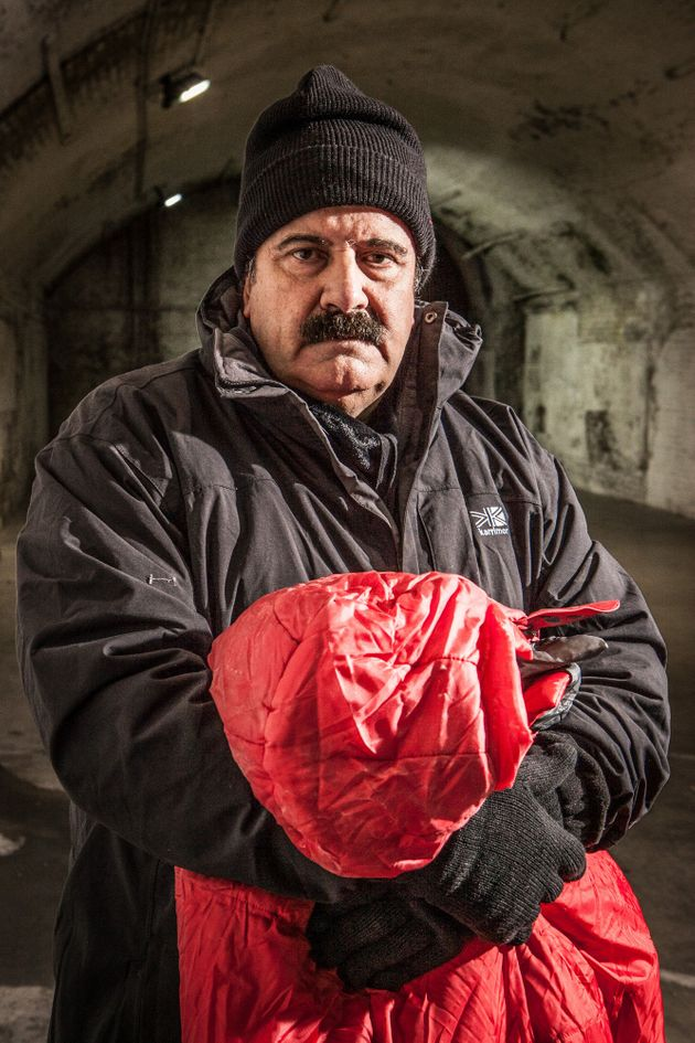 Willie Thorne's experiment with homelessness has met with