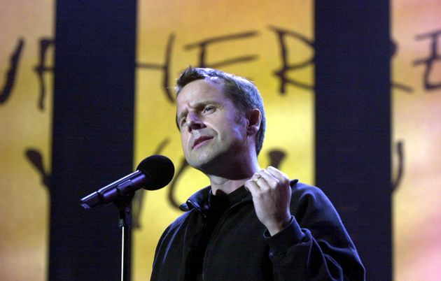 Jeremy Hardy came under fierce criticism but refused to apologise for the