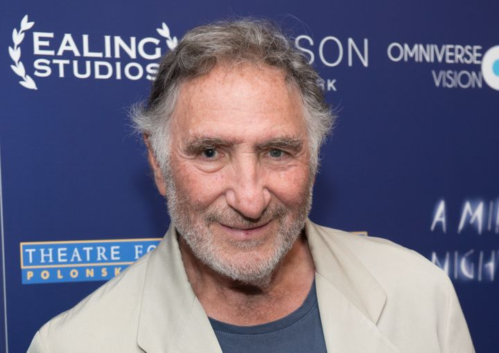 "Judd Hirsch at ""A Midsummer Night's Dream"" in New York."