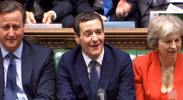 Budget 2016: George Osborne's Cuts Means 370,000 Disabled People Will Lose £3,500 A