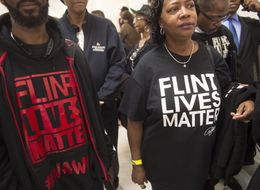 Flint Residents Come To Washington For Confrontation With Rick Snyder