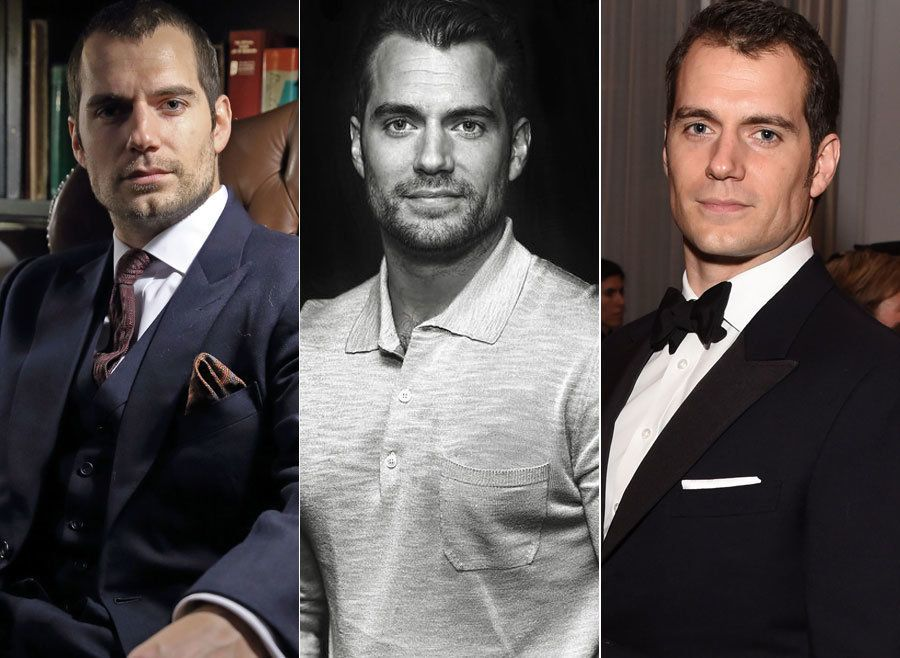 100 Pics Of Henry Cavill Looking Ridiculously