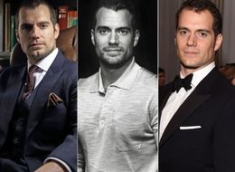 100 Pics Of Henry Cavill Looking Ridiculously Handsome