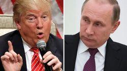 Trump's Gentlemanly Romance With Putin Is