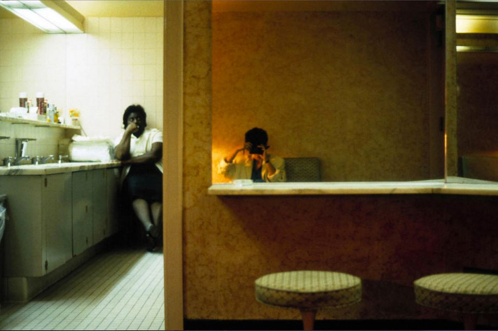 The Rainbow Room, New York City, 1984