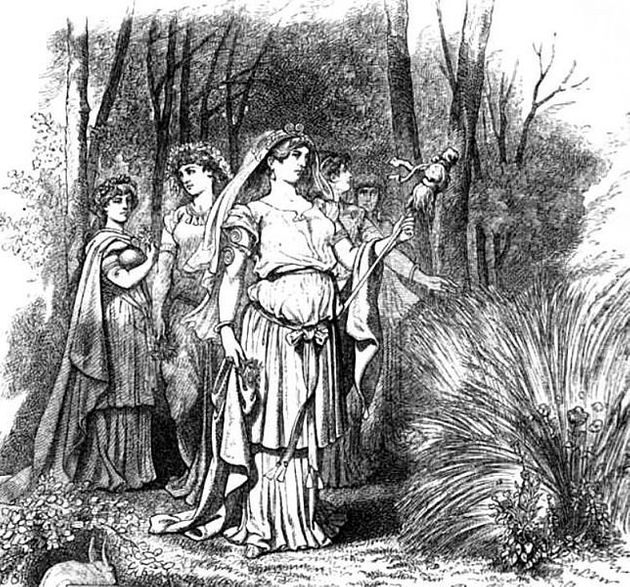 Traditions Of The Wiccan Spring Equinox