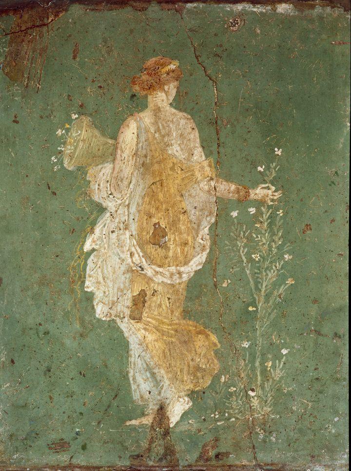 Ostara celebrates the Spring Maiden and Horned God.