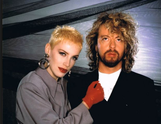 As one half of Eurythmics with Annie Lennox, Dave Stewart has sold more than 100 million