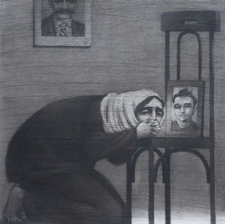 """A Martyr's Mother"""