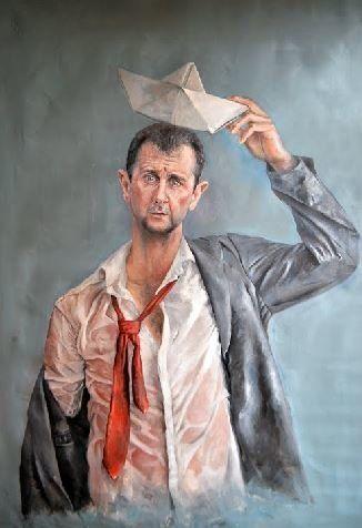 """Bashar Al Assad"""