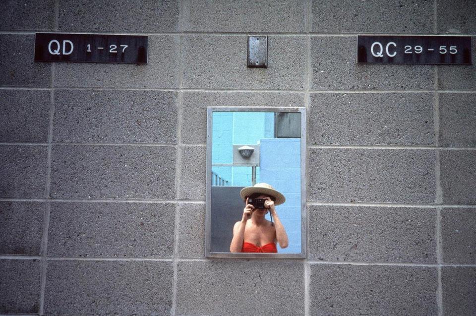 Bathhouse, Jones Beach, New York, 1988.