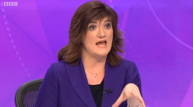 Nicky Morgan on Question