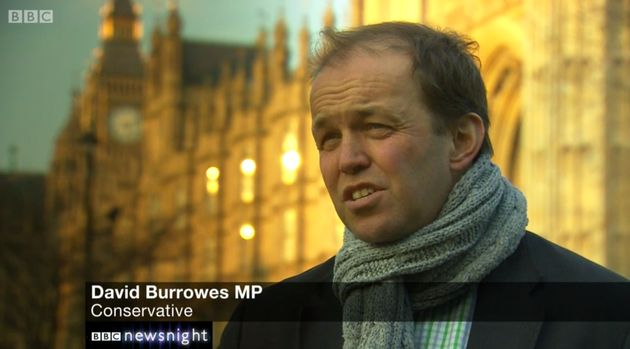 David Burrowes is the latest