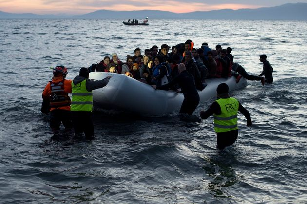 UK officials said that people-smuggling boats could be turned back to the Libyan shore for