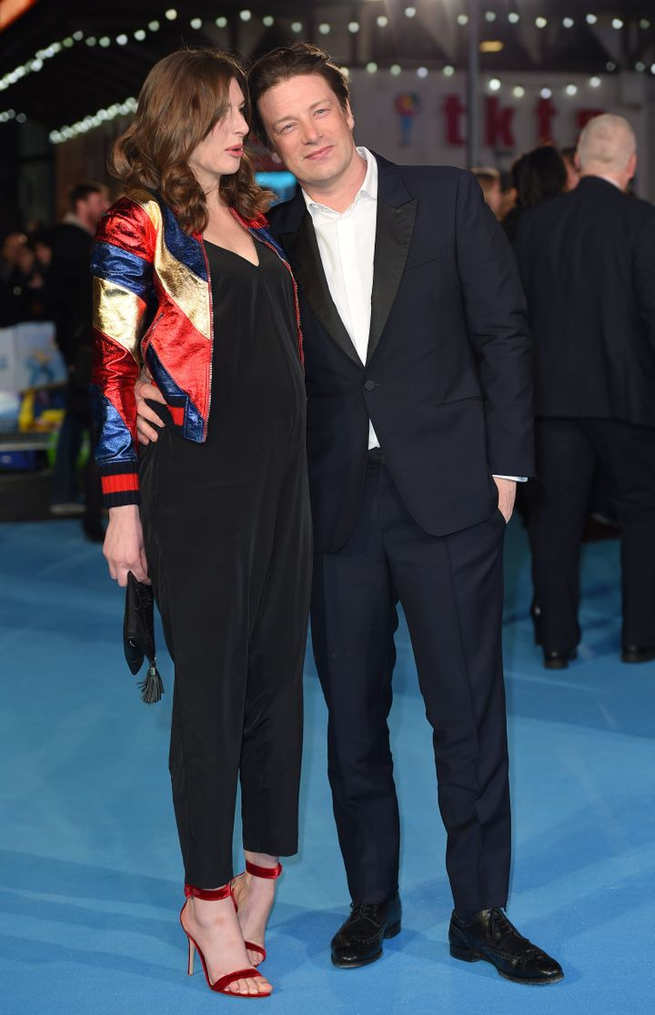 Jools and Jamie Oliver already have three daughters and one son