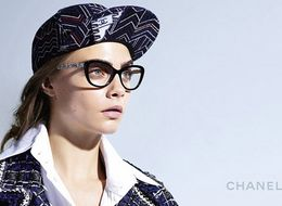 Cara Delevingne Comes Out Of Retirement For Chanel
