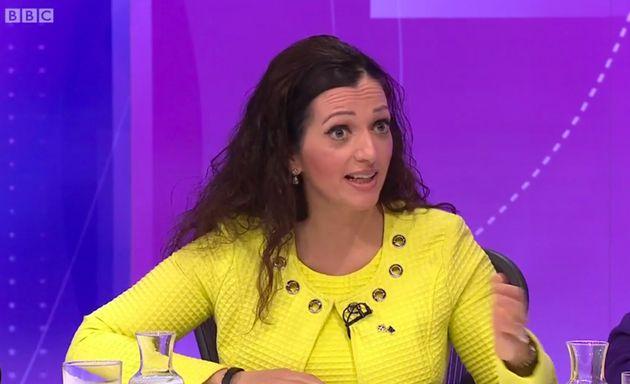 Viewers accused David Dimbleby of 'interrupting' SNP MP Tasmina