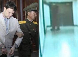North Korea Releases Footage Of Crime By American Student Jailed For 15 Years