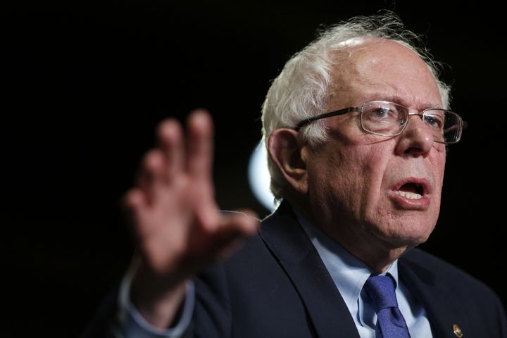Sen. Bernie Sanders (I-Vt.) said he would've gone with someone else for the Supreme Court if he were president, but he's