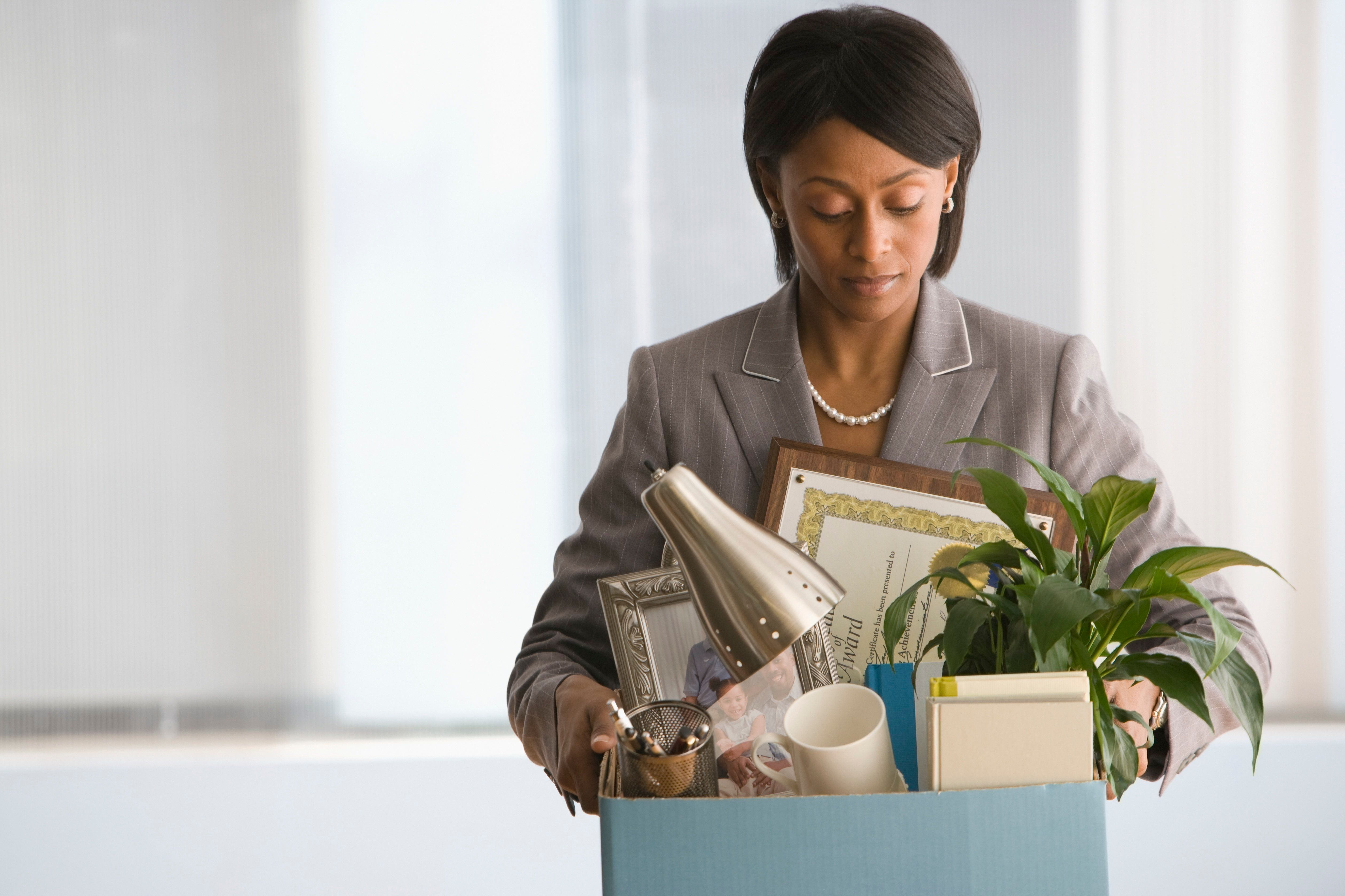 The main reason women in their 30s quit their jobs might not be what you expect.