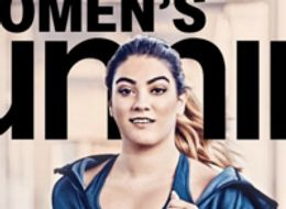 Women's Running Features A Model That Looks Like Us (Again)
