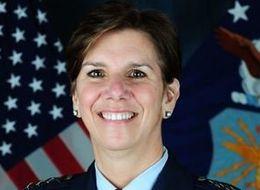 Gen. Lori Robinson Makes Military History By Breaking Major Gender Barrier