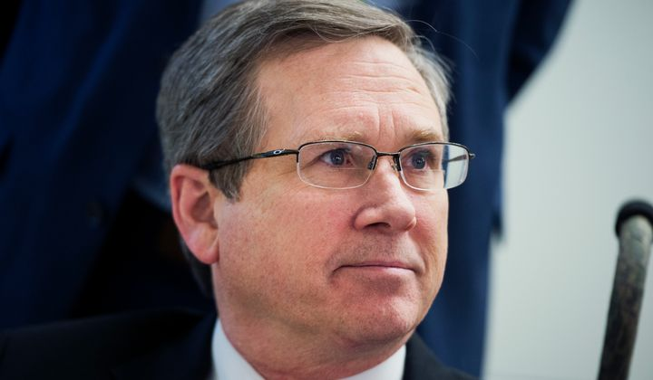 Sen. Mark Kirk (R-Ill.) is in a tight reelection campaign, which may be why he's willing do something crazy like follow Senat