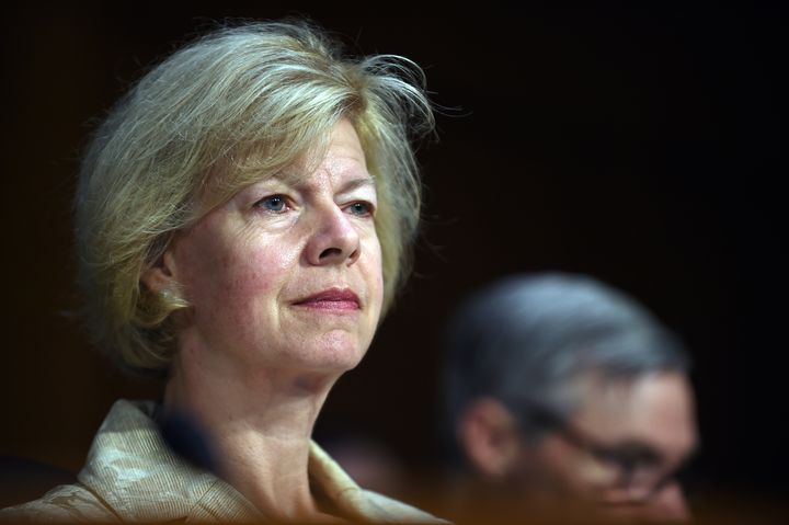 Sen. Tammy Baldwin (D-Wis.) has made addressing corporate short-termism one of her signature issues.