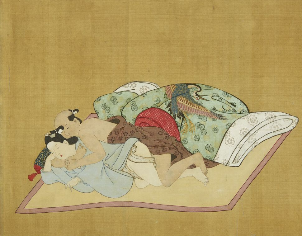 18th century japanese porn much prompt