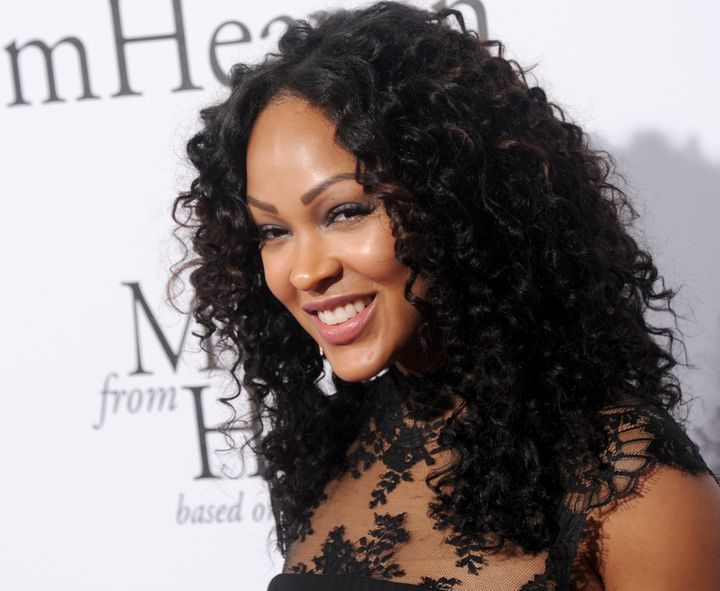 Meagan Good has once again responded to religious critics who deem her attire too sexy.