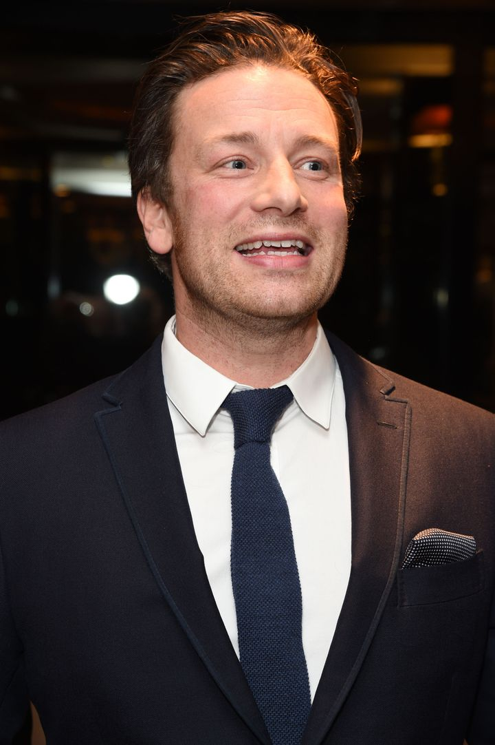 "Jamie Oliver wants to: ""support women who do want to breastfeed and make it easier for them to do so."""