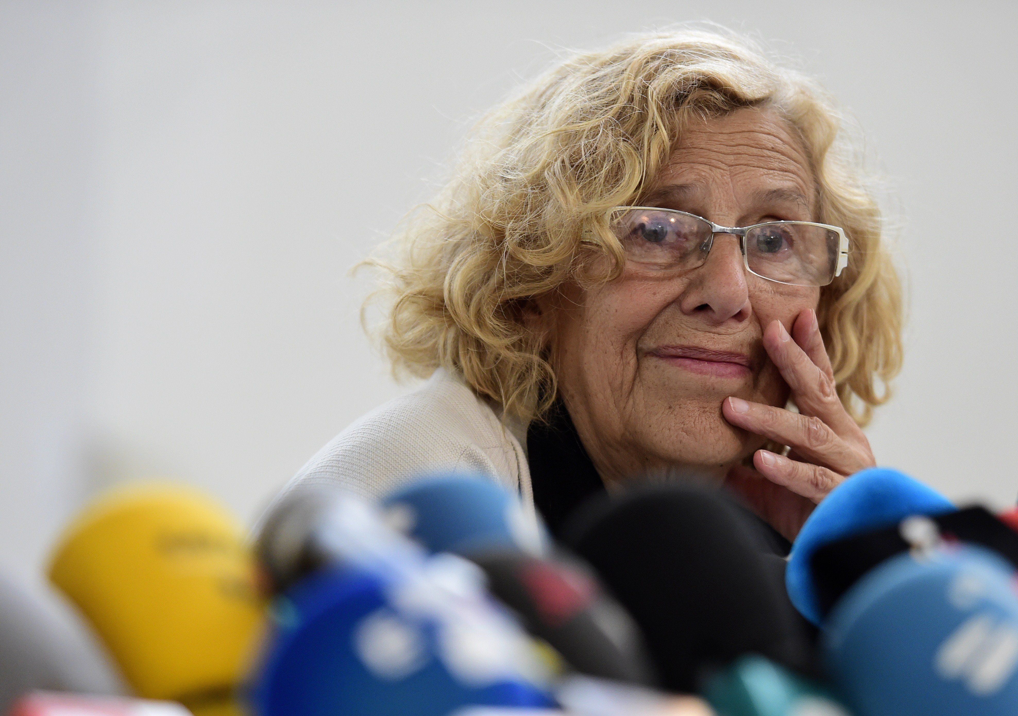 Mayor of Madrid Manuela Carmena came out of retirement andcaptured the imagination of Spanish politics.