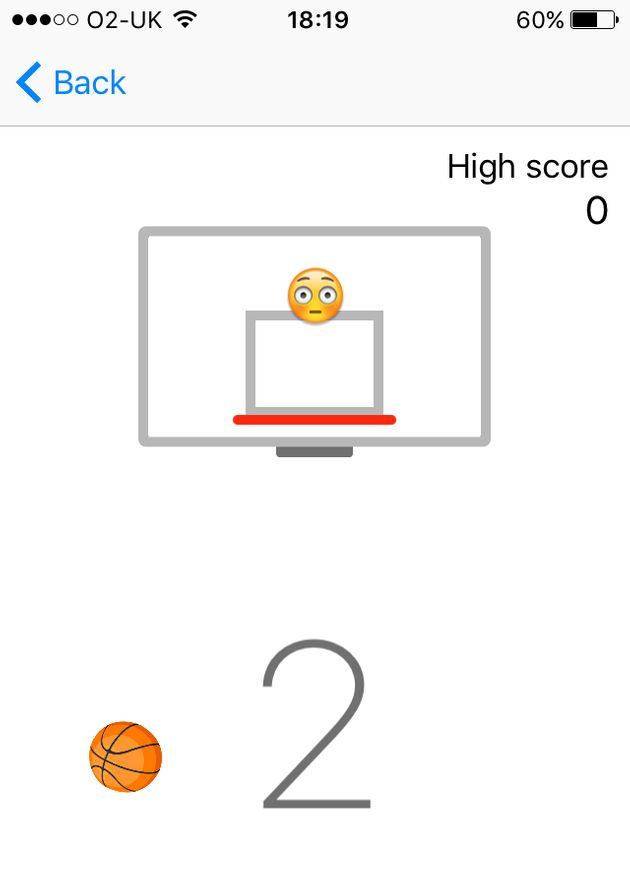 Facebook Messenger Basketball Game Revealed, And Here's How To Play