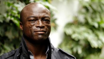 Musician Seal poses for a portrait in West Hollywood, Calif., Wedneday, Sept. 8, 2010. (AP Photo/Matt Sayles)