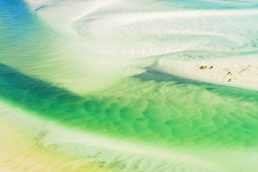 The Sea As You've Never Seen It Before Through A Photographer's