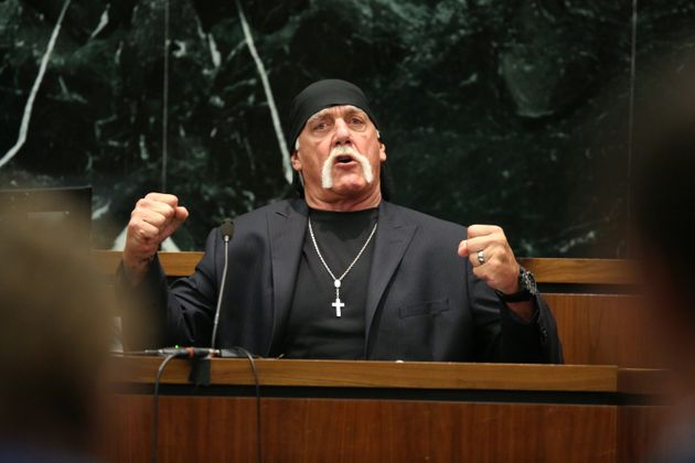 Hulk Hogan in