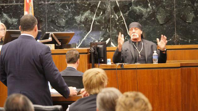 Hulk Hogan Awarded $115m In Damages In Gawker Sex Tape