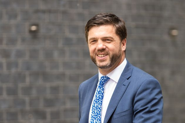 Stephen Crabb: Beard Liberation Front Heralds New Hirsute Work And Pensions
