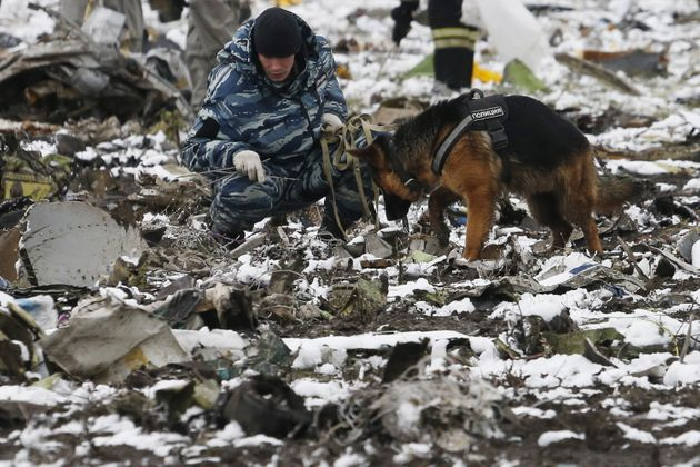 Airliner Crashes In Russia, Killing All