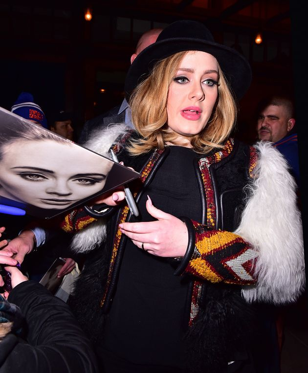 Adele Hacked: 'Hello' Singer's Private Photos Stolen Including Pregnancy Scan Of Her