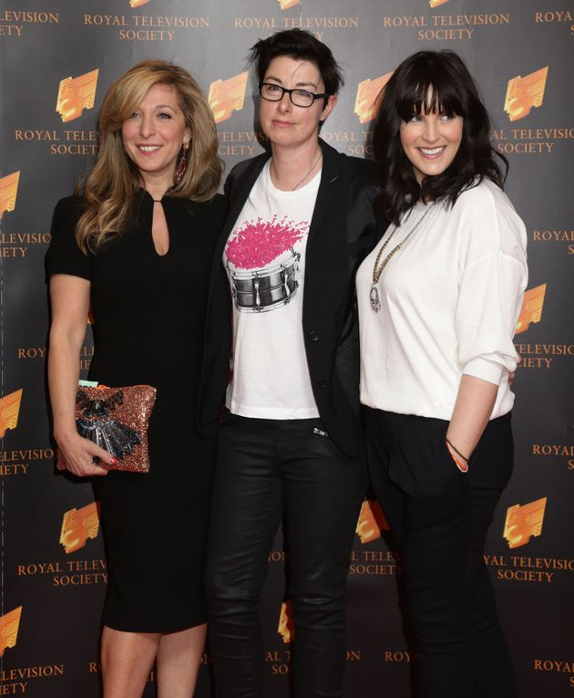 Anna Richardson Opens Up About Her Relationship With 'Great British Bake Off' Star Sue Perkins: 'It's...