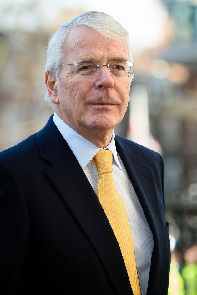 John Major hit out at Brexit