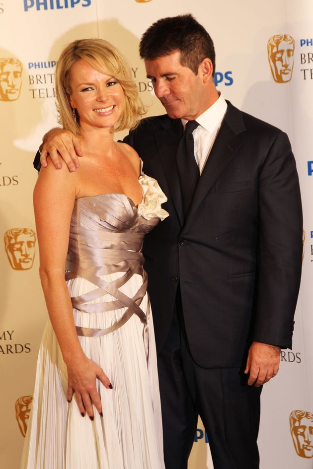 Amanda Holden Admits She Once Went On A Date With Simon