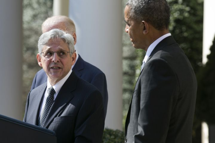 Merrick Garland is a judge's judge -- and perhaps the only one who can weather a confirmation battle in the age of Donald Tru
