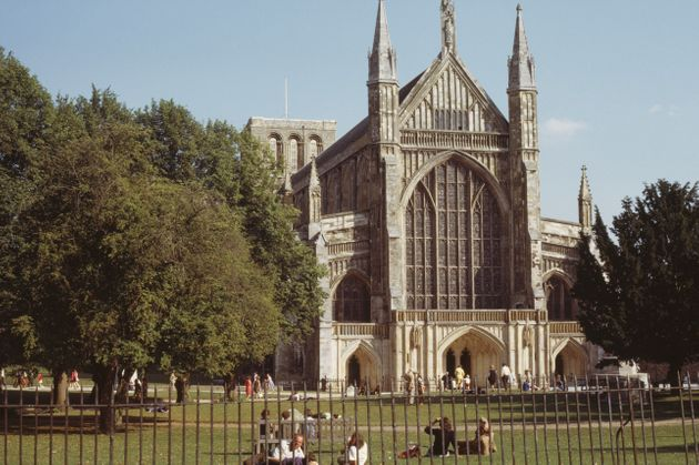 Winchester has been voted the best place to live in