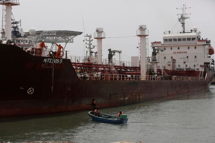 The MT Maximus -- owned by Dubai, flagged by Panama, leased by South Korea, seized off Côte d'Ivoire and saved by Niger