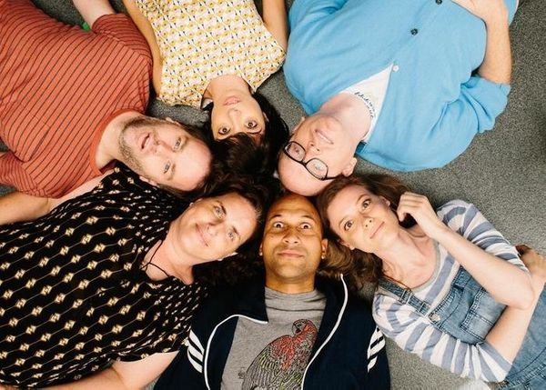"The first half of ""Don't Think Twice"" is an expeditious laugh marathon. The second half is a bittersweet meditation on coming"