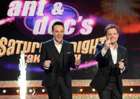 Ant and Dec usually provide controversy-free fun for all the