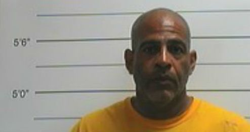 Pablo Ciscart, 50, was charged with simple robbery and fugitive attachment following an attempted robbery in New Or
